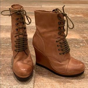 Vince Camuto Wedge Booties